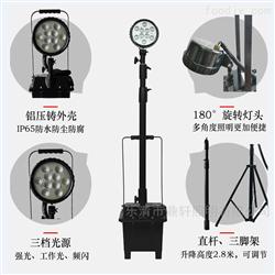 大功率防爆工作灯35W氙气灯户外搜索照明灯
