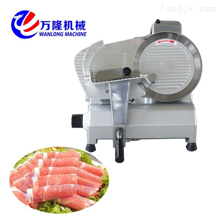 超值型冻肉切片机