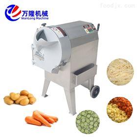 QC-100球根茎类切菜机
