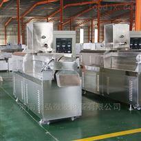 XH-85型虾条膨化设备 油炸食品生产线