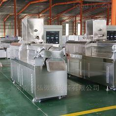 XH-85型宠物食品膨化机 全自动猫粮狗粮生产线