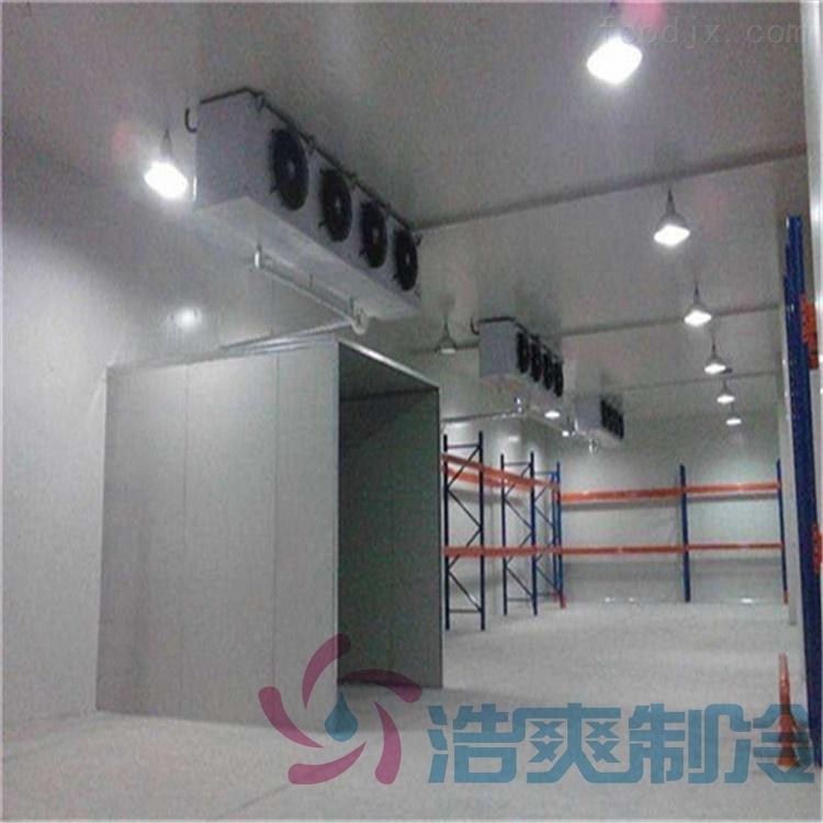 7200平米冷链物流低温冷库规划设计费用