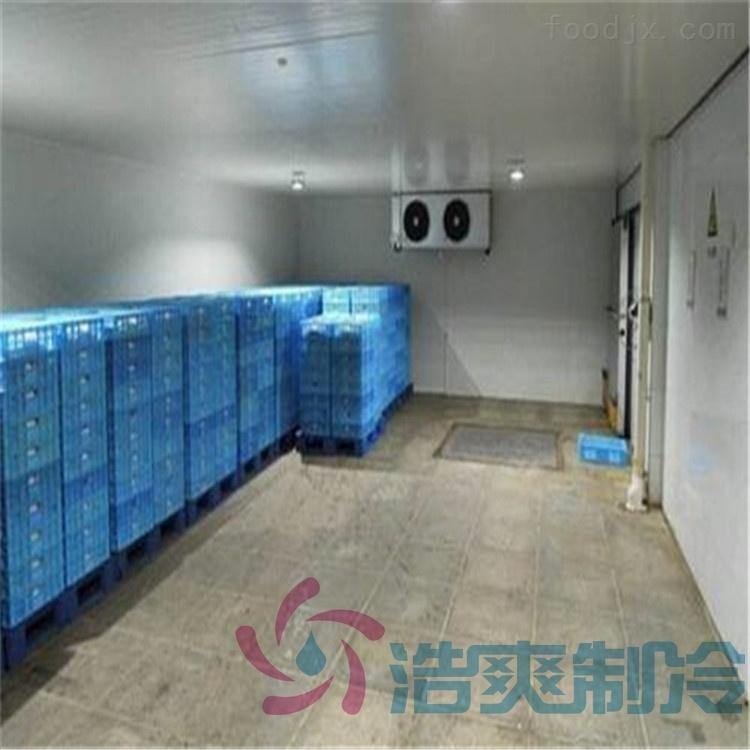 2500平米食品冷冻库安装费用造价