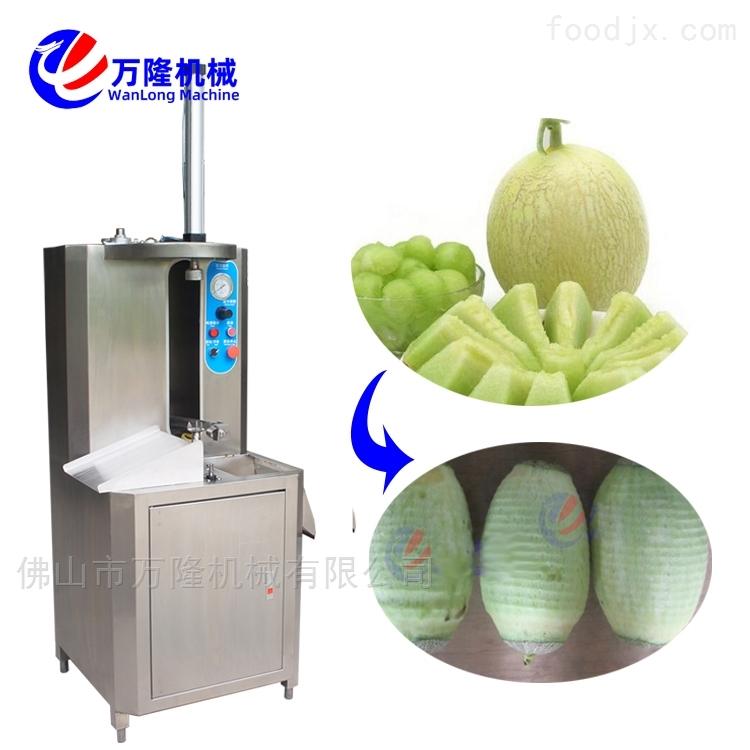 自动蔬果去皮机菠萝削皮机质量可靠