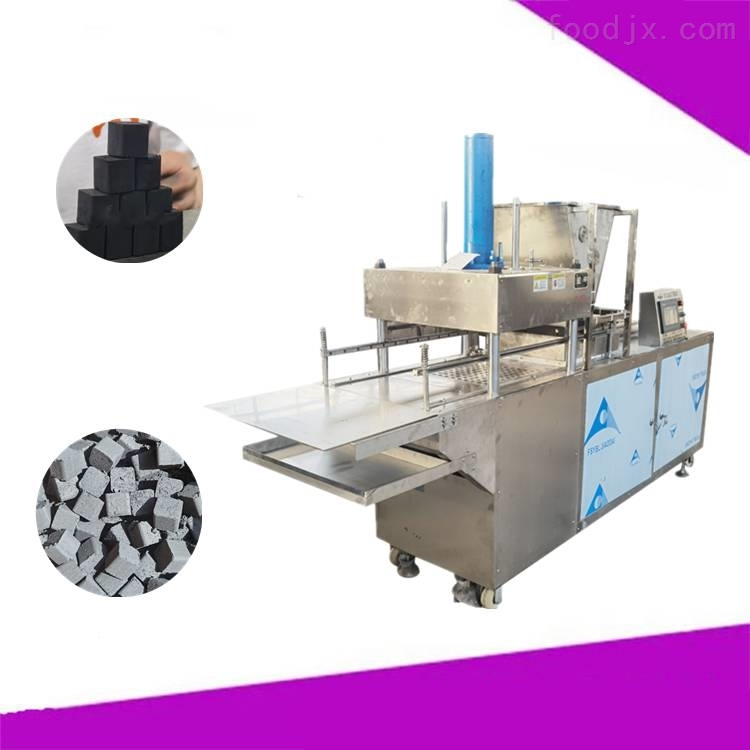 木炭煤粉压块机 全自动香料粉成型机设备
