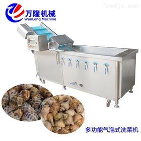 QB-25配送中心大白菜清洗机