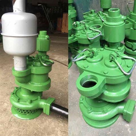 高扬程QYW100-36风动潜水泵使用技巧