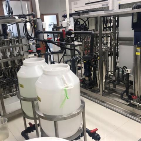 全自动纳滤反渗透膜元件性能对比测试系统