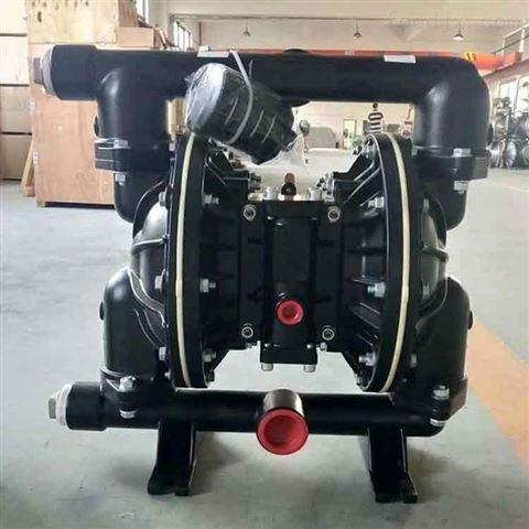 铜川BQG400/0.2矿用气动隔膜泵工作原理