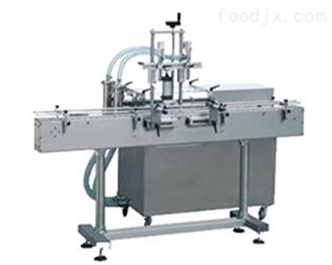 酱油醋直线式液体灌装机