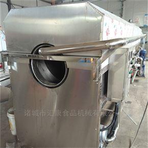 螺旋式滚筒洗袋机 不锈钢材质 自动进出料