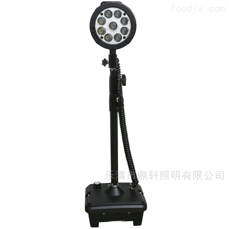 27W轻便式升降移动升降灯LED充电式泛光灯
