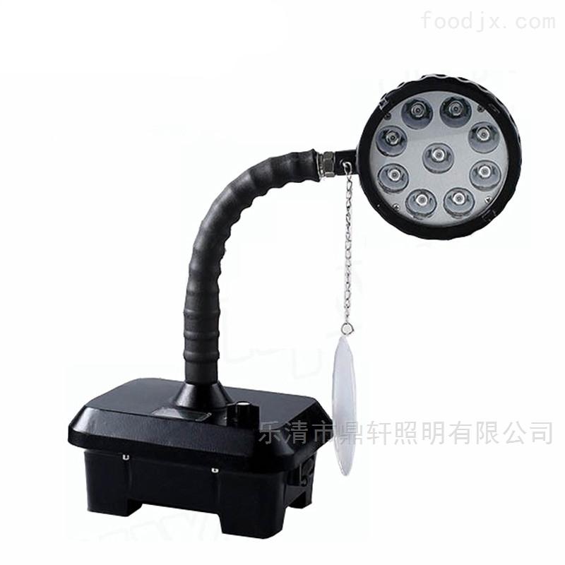 LED防爆工作灯27W升降式抢修泛光灯含充电器