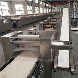 韧性饼干设备 全自动苏打饼干生产线制造商