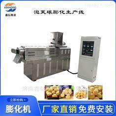 XH-70型泡芙膨化小食品生产线 泡芙生产设备