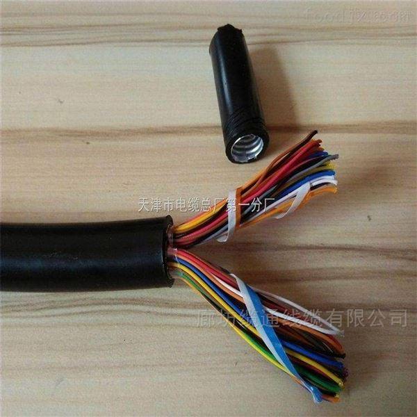 ZR-HYA22阻燃铠装市内通信电缆50*2*0.4