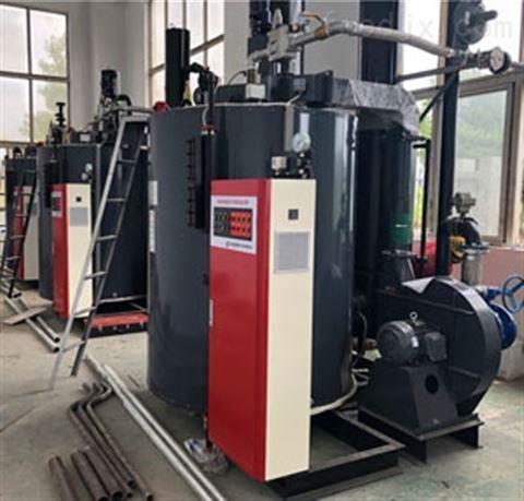 燃油气立式热水锅炉