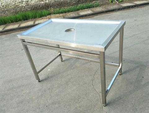 不锈钢残食台永达浩泰