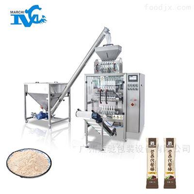 全自动多列代餐粉粉剂定量包装机