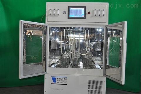 多通道微型生物反应器(可控PH补料及DO)