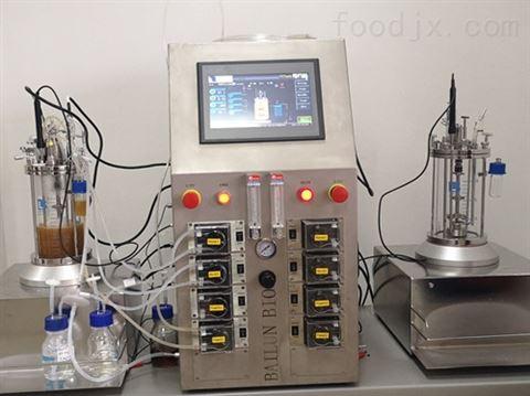 离位灭菌玻璃发酵罐(磁力搅拌)