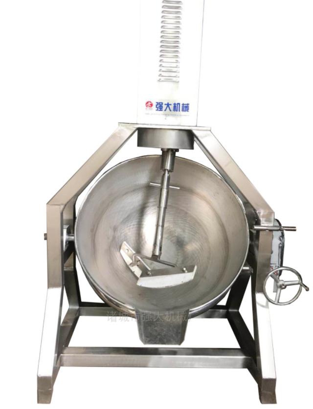 快看看你使用行星搅拌炒锅的方法是否正确?