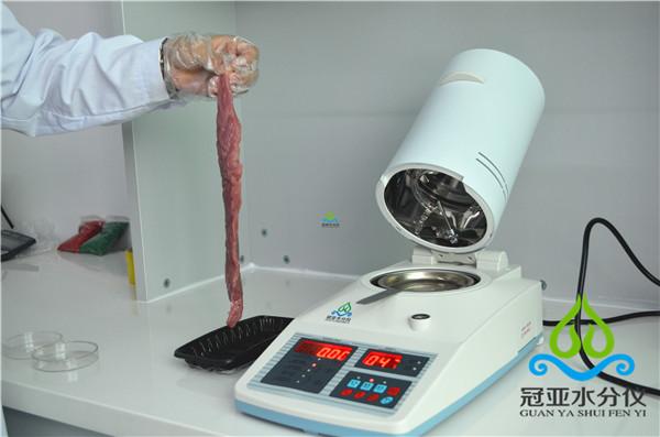 快速牛肉类水分测定仪