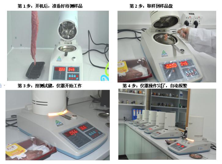 畜禽肉类水分分析仪