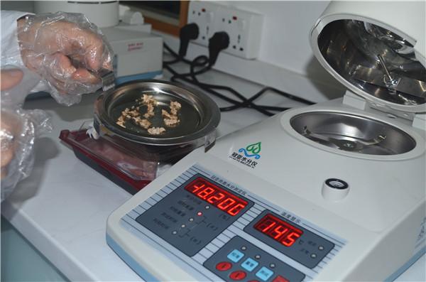 红外肉类水分测定仪
