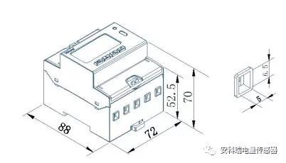 ADM130 宿舍用电管理终端的选型指南——安科瑞