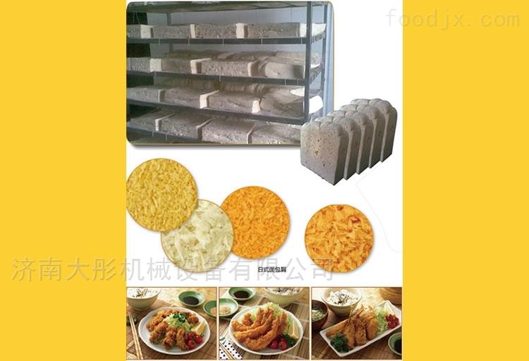 面包糠生产设备详解