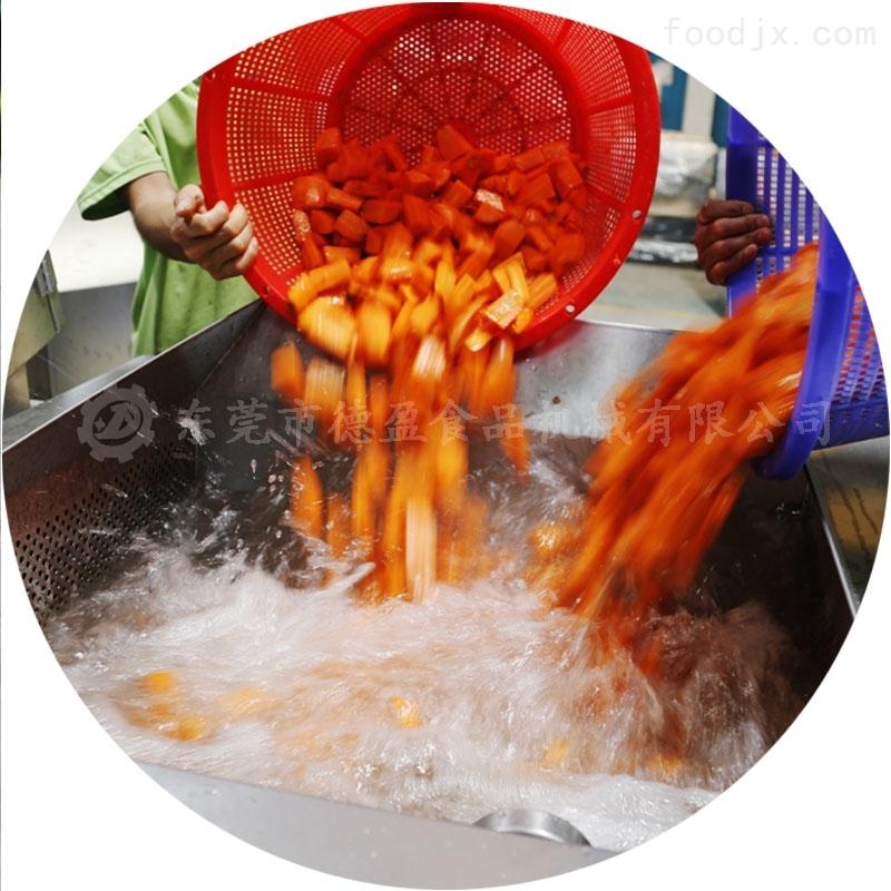 瓜果单槽清洗机