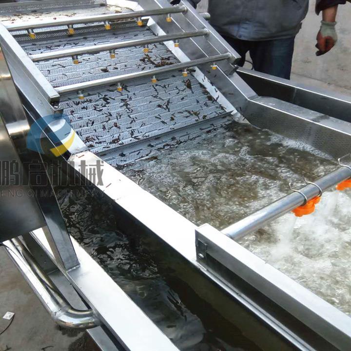 湖北麻辣鱼包装袋清洗机