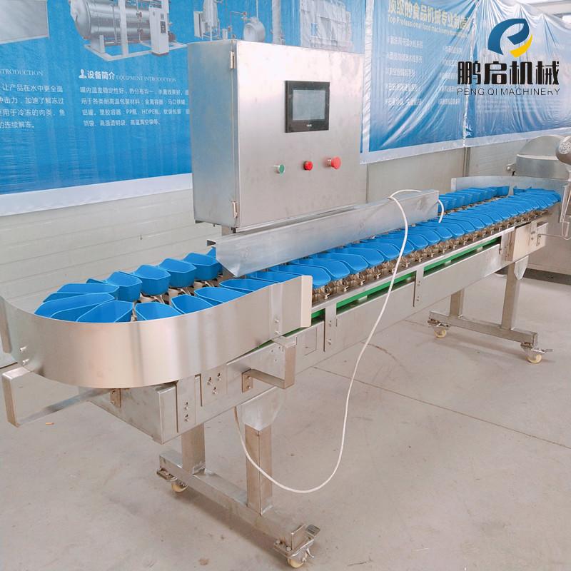 广州转盘式重量分选机