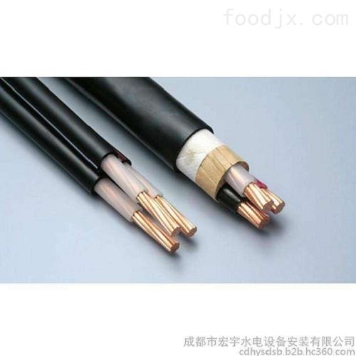 北林区耐寒计算机电缆ZR-DJYPVP1*2*1.5