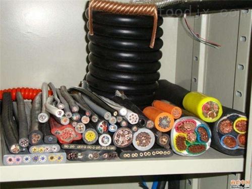 常熟市耐寒控制电缆KFFP-7*1.5