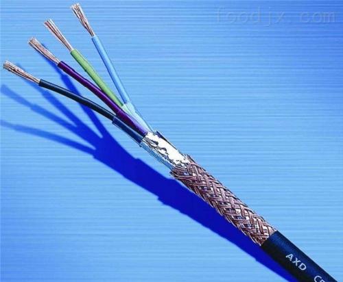 嵩县耐火计算机电缆NH-DJYVP-1*2*1.5