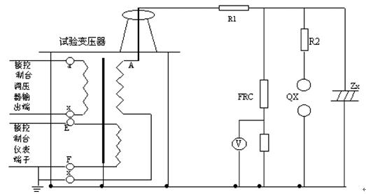 LYYD-250KV高压耐压成套装置