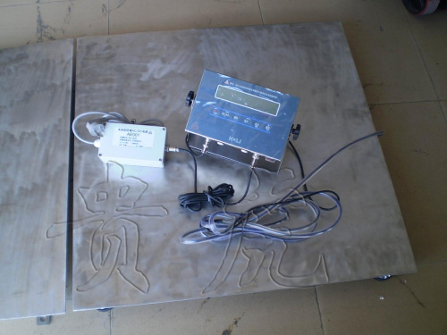 2000kg防爆电子秤(2T防爆电子地磅秤)报价