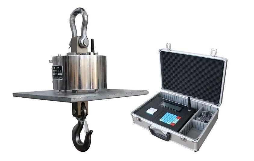 耐高温电子吊磅-5吨无线耐高温电子吊磅