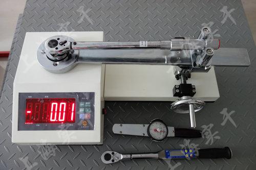 SGXJ-50扭力矩扳手校验仪