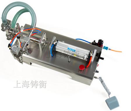 气动液体灌装机