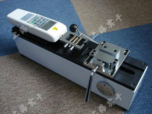 500N线束端子拉力测试仪