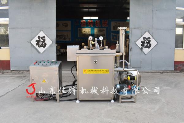 <strong>节能型真空油炸机可用于油炸果蔬脆片</strong>
