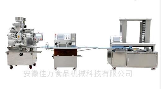 广式月饼生产线