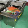 GTPT-600新款泡椒猪皮真空包装机流水线