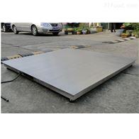 SCS5吨不锈钢电子地秤 5t耐腐蚀小地磅厂商